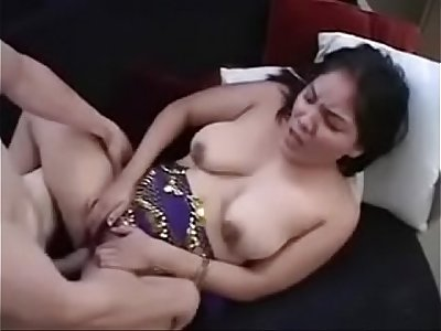 Indian aunty hot blowjob